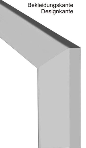 cpl zargen mit holzdesign g nstig online kaufen tueren guenstig. Black Bedroom Furniture Sets. Home Design Ideas